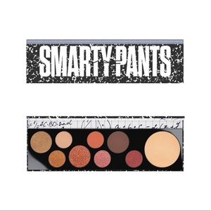 Mac Cosmetics Limited Edition Smarty Pants Palette